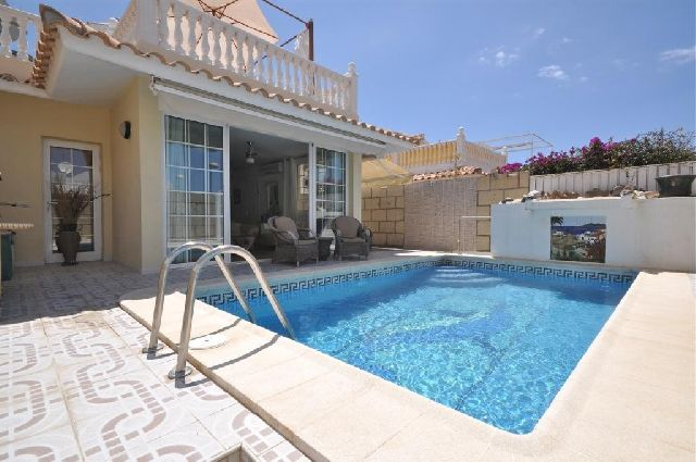 House with private pool in Palm Marº