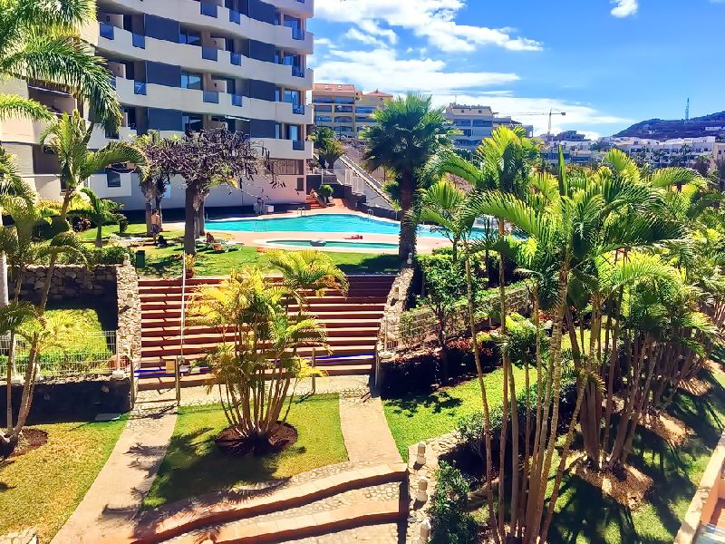 Appartment mit 1 Schlafzimmer in Palm Mar